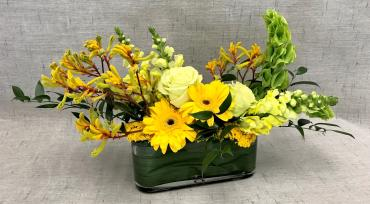 Shades Of Yellow Bouquet
