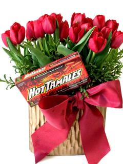 Hot Tamales Bouquet