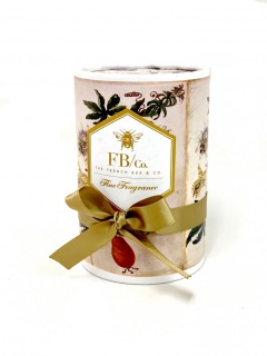 French Bee Candle, Sea Salt Orchid