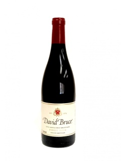2013 David Bruce Pinot Noir Estate
