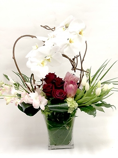 Orchid Beauty Bouquet