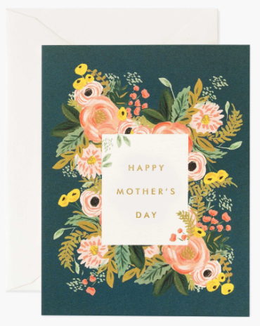 Bouquet Mother\'s Day Card