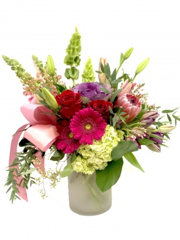 Lively Garden Bouquet