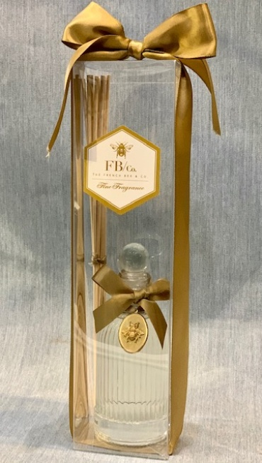 French Bee Diffuser, Sea Salt Orchid