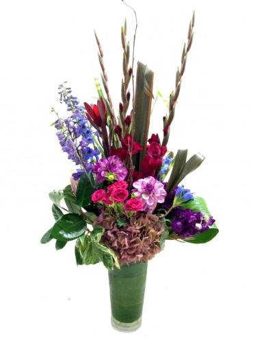 Bordeaux Delight Bouquet