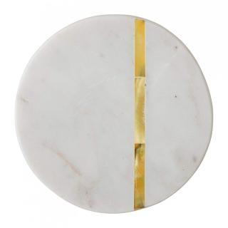 White Marble Coasters
