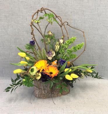Woodland Blooms Bouquet