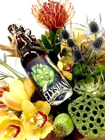 The IPA Bouquet