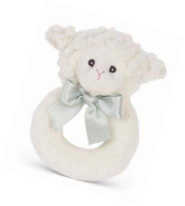 Bearington Lil Lamby Rattle