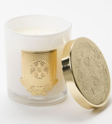 Lux Candle, Italian Linen