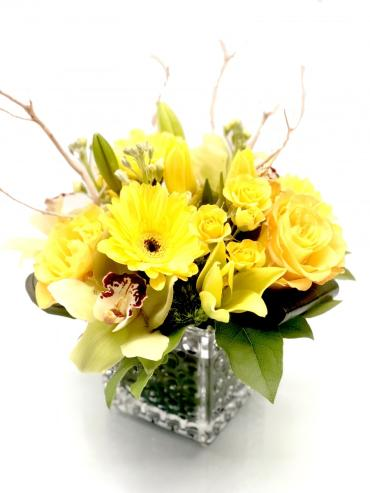 Sunshine Gold Bouquet