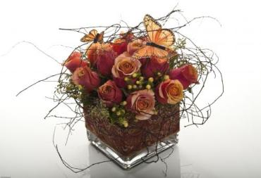 Autumn In Bloom Bouquet