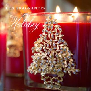 Lux - Christmas Tree Candle